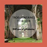 L'ABBAYE DE TROIS-FONTAINES FÊTE SES 900 ANS