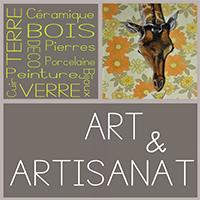 Art & Artisanat | Les dimanches de JUILLET & AOÛT 2019