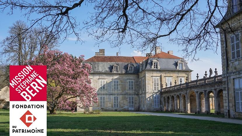 L'Abbaye de Trois-Fontaines et le Loto du Patrimoine de Stéphane Bern